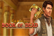 21 Casino deler ut 21 freespins på Book Of Dead